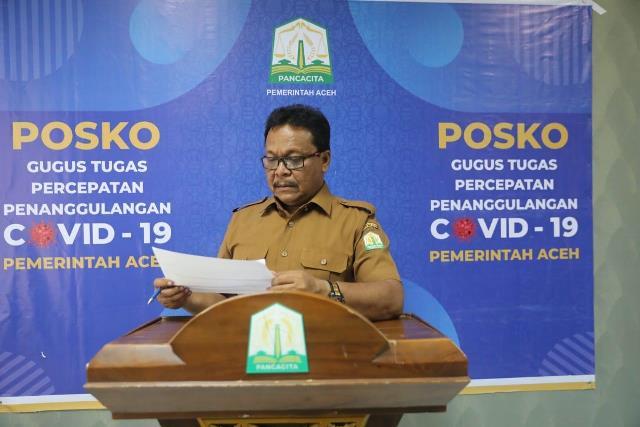 1 Pasien Corona Aceh Sembuh Lagi