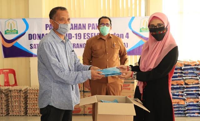 Tim Penanganan Covid-19 Aceh Bantu Mahasiswa Luar Negeri di Aceh