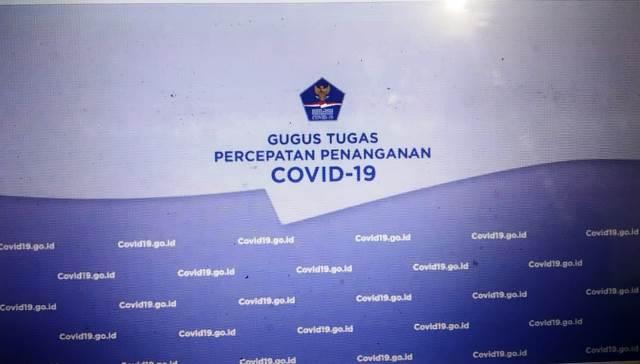 Positif Corona 22.271 Kasus di 34 Provinsi