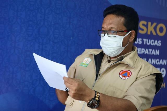 Corona Aceh, Tambah Tiga Kasus Baru, Dua Hasil Tracing