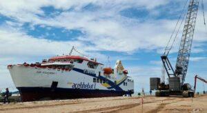 Aceh Beli Kapal Penumpang, Namanya Aceh Hebat