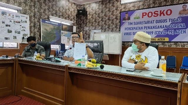 Pemerintah Aceh Pulangkan 3 Nelayan yang Ditahan di India
