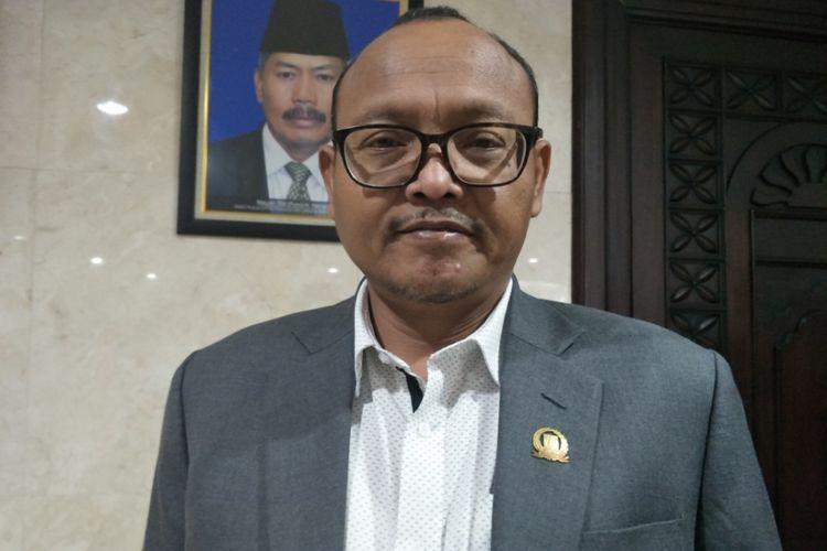 Anggota DPRD DKI Jakarta dari Fraksi Gerindra Syarif