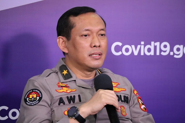 Polisi Tangani 50 Kasus Dugaan Tindak Pidana Pilkada 2020
